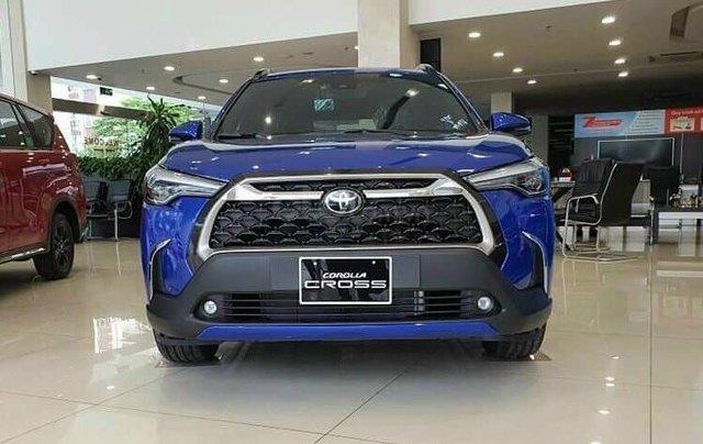 Toyota Cross 1.8V CVT 2020, sang trọng, đẳng cấp0