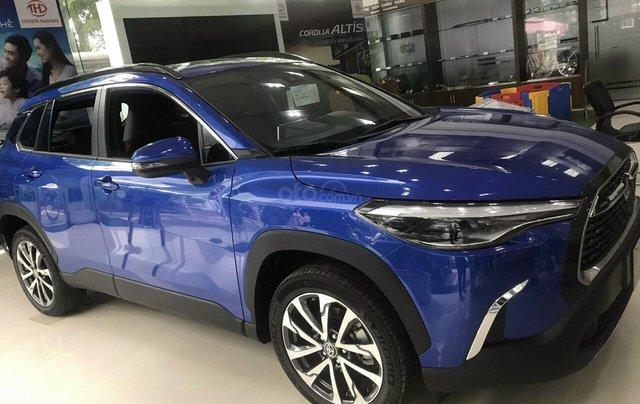 Toyota Cross 1.8V CVT 2020, sang trọng, đẳng cấp2