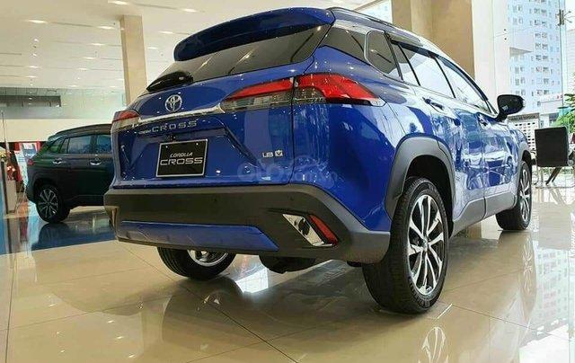 Toyota Cross 1.8V CVT 2020, sang trọng, đẳng cấp4