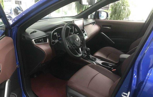 Toyota Cross 1.8V CVT 2020, sang trọng, đẳng cấp6