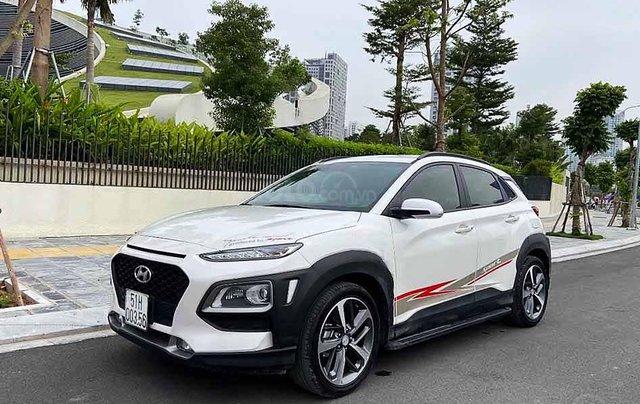 Bán Hyundai Kona đời 2019, màu trắng, xe nhập 0