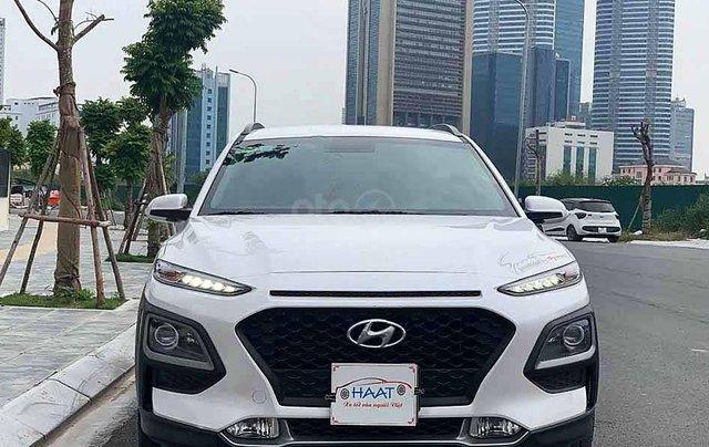 Bán Hyundai Kona đời 2019, màu trắng, xe nhập 4