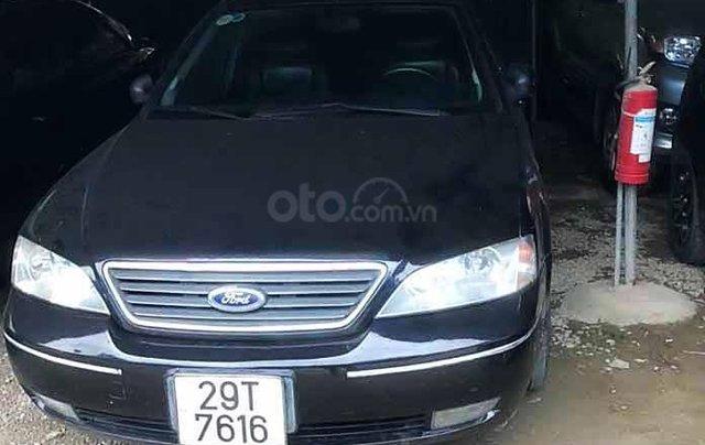 Cần bán lại xe Ford Mondeo 2004, màu đen số tự động3