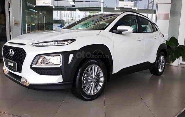Bán ô tô Hyundai Kona sản xuất năm 2020, màu trắng, mới hoàn toàn0