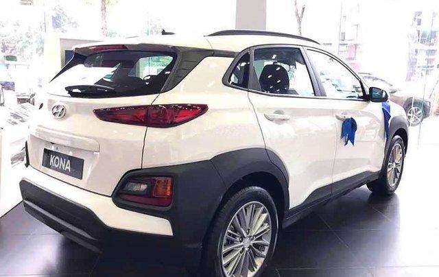 Bán ô tô Hyundai Kona sản xuất năm 2020, màu trắng, mới hoàn toàn3