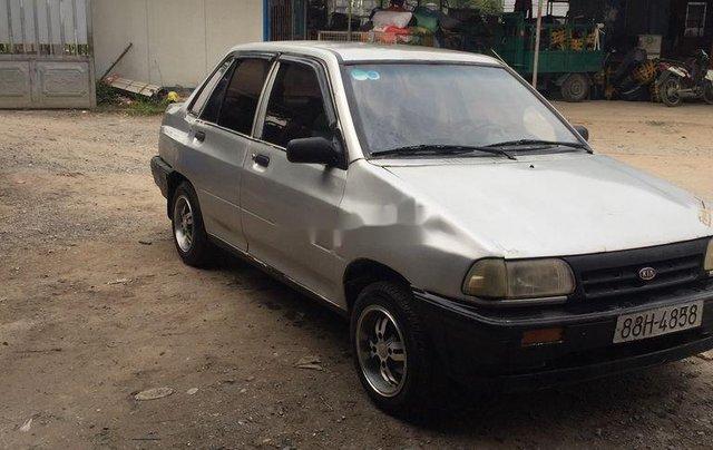 Cần bán xe Kia Pride năm sản xuất 1995, màu bạc, nhập khẩu nguyên chiếc1