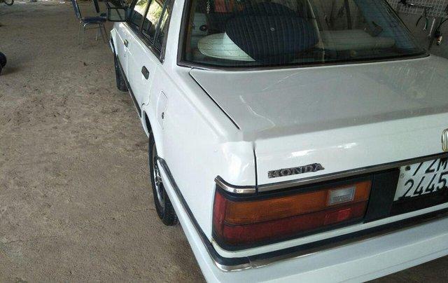 Bán ô tô Honda Accord sản xuất 1986, màu trắng, nhập khẩu, 35 triệu3