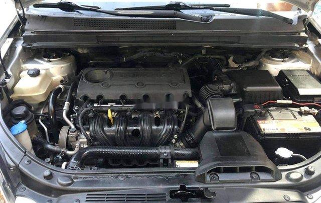 Bán Kia Carens sản xuất năm 2011, màu bạc số sàn 4