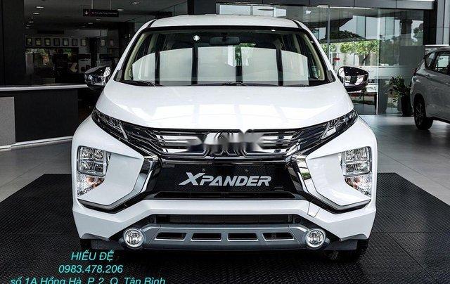 Cần bán Mitsubishi Xpander 2020, màu trắng, nhập khẩu1