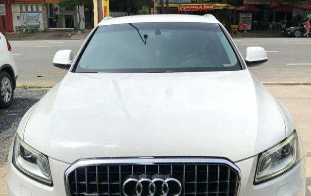 Cần bán Audi Q5 năm sản xuất 2013, nhập khẩu  0