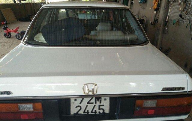 Bán ô tô Honda Accord sản xuất 1986, màu trắng, nhập khẩu, 35 triệu5