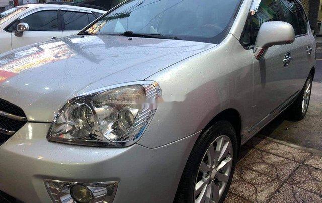 Bán Kia Carens sản xuất năm 2011, màu bạc số sàn 0