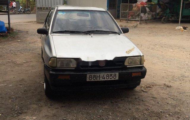 Cần bán xe Kia Pride năm sản xuất 1995, màu bạc, nhập khẩu nguyên chiếc2