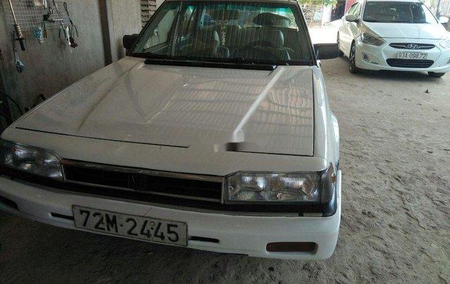 Bán ô tô Honda Accord sản xuất 1986, màu trắng, nhập khẩu, 35 triệu0