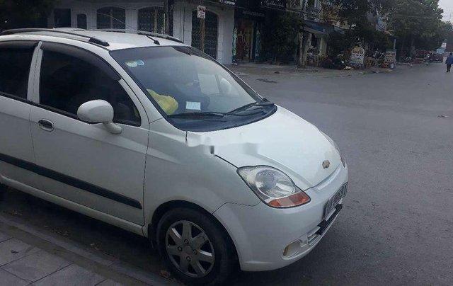 Cần bán lại xe Chevrolet Spark năm 2009, màu trắng4