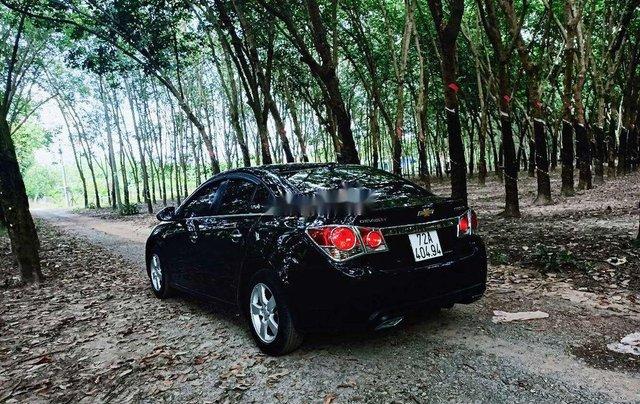 Cần bán gấp Chevrolet Cruze sản xuất 2012, màu đen chính chủ 3