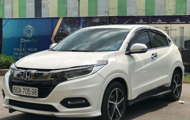 Cần bán xe Honda HR-V sản xuất 2019, màu trắng, xe nhập số tự động1
