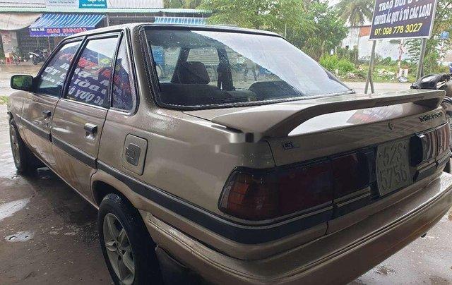Bán xe Toyota Corona đời 1985, màu vàng1