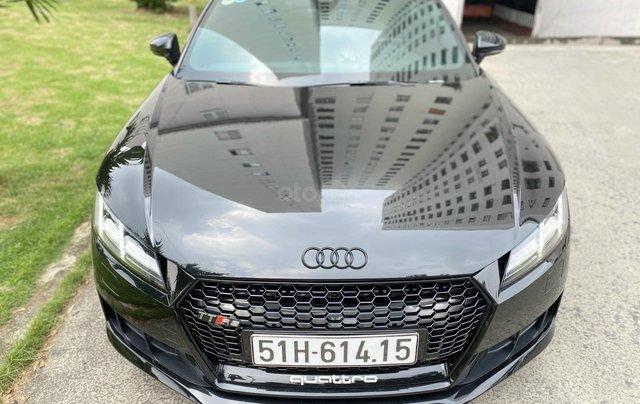 Bán Audi TT 2015 Sport 2016 xe đẹp đẹp 32180km bao kiểm tra hãng0