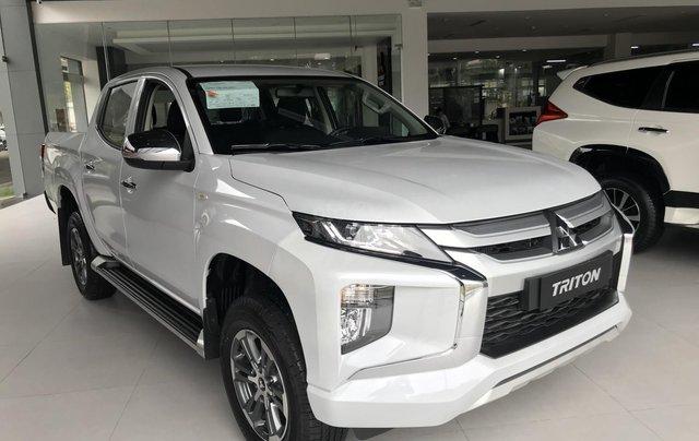 [Mitsubishi Lào Cai] bán tải Triton 2020 mới, giảm 20 tr tiền mặt, trả trước 160 triệu đủ màu giao xe ngay5