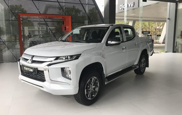 [Mitsubishi Lào Cai] bán tải Triton 2020 mới, giảm 20 tr tiền mặt, trả trước 160 triệu đủ màu giao xe ngay4