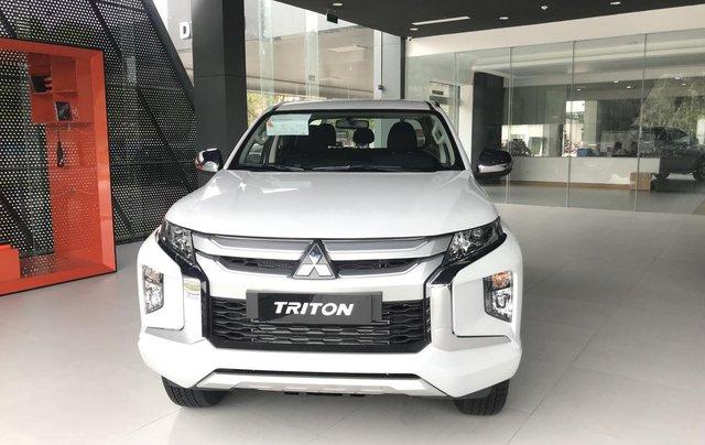 [Mitsubishi Lào Cai] bán tải Triton 2020 mới, giảm 20 tr tiền mặt, trả trước 160 triệu đủ màu giao xe ngay6