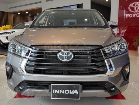 Toyota Đông Sài Gòn - Thủ Đức, Toyota Innova 2021 2.0E MT, mẫu mới, sang trọng 750tr0