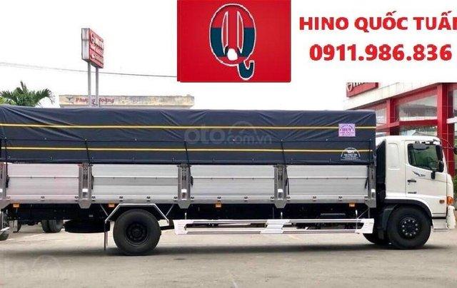Xe tải Hino FG tải 8 tấn thùng dài 7.4 -8.6M 20201