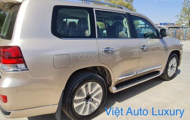 Bán Toyota Landcruiser VX-S 4.6V8 Trung Đông màu vàng cát 2021 LH Đình2