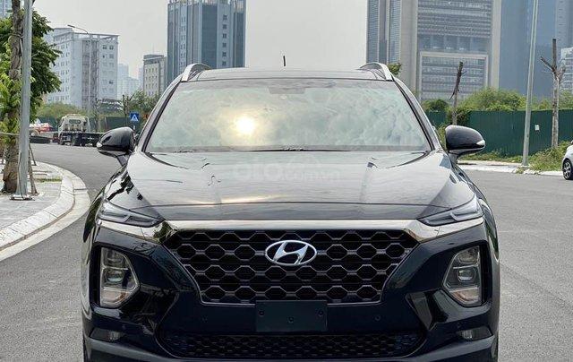 Hyundai Santafe bản xăng cao cấp 20190