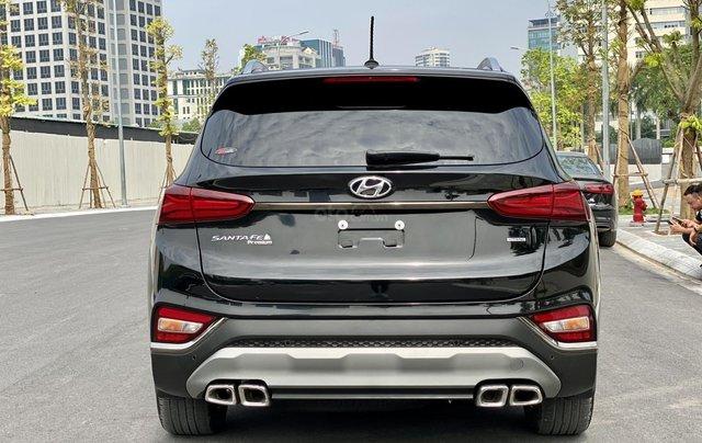 Hyundai Santafe bản xăng cao cấp 20193