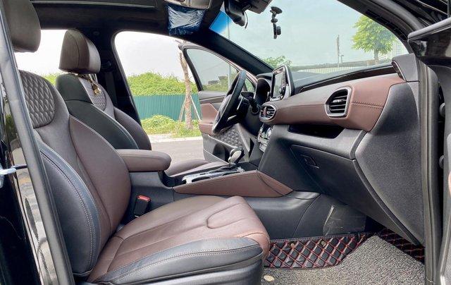 Hyundai Santafe bản xăng cao cấp 20195