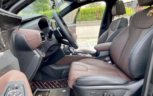 Hyundai Santafe bản xăng cao cấp 20194