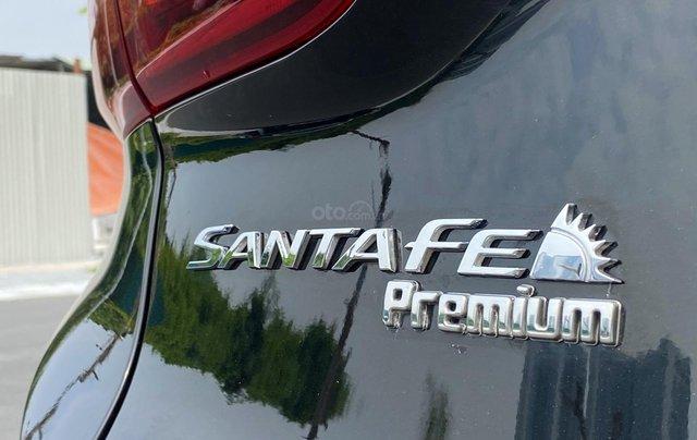 Hyundai Santafe bản xăng cao cấp 20196
