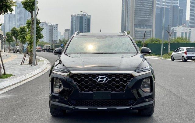 Hyundai Santafe bản xăng cao cấp 20199