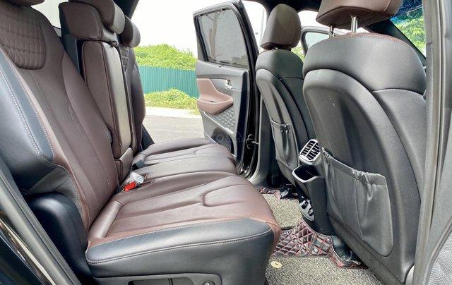 Hyundai Santafe bản xăng cao cấp 201910