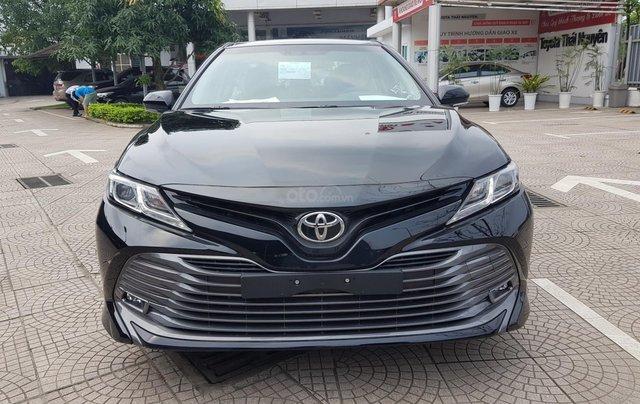 Toyota Vinh - Nghệ An bán xe Camry giá rẻ nhất Nghệ An, trả góp 80% lãi suất thấp0