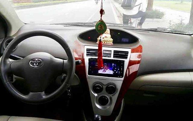 Cần bán xe Toyota Vios 1.5MT năm sản xuất 2014, màu đen số sàn, giá 259tr3