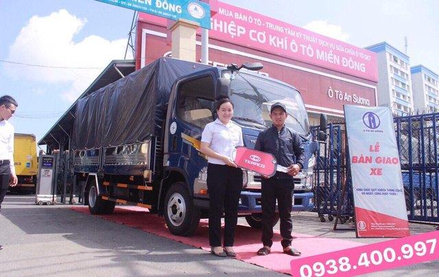 Xe tải Tera 240L 2T4 thùng 4m3 máy Isuzu khuyến mãi 20 triệu1
