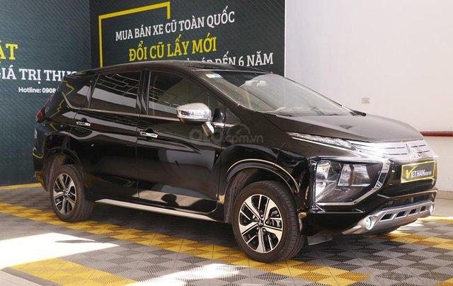 Mitsubishi Xpander 1.5AT 2019, màu đen0