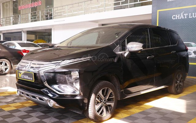 Mitsubishi Xpander 1.5AT 2019, màu đen1