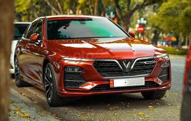 VinFast LUX A2.0 - giá ưu đãi cực hot cùng các quà tặng giá trị - mua xe giá tốt nhất chỉ có tại đây5