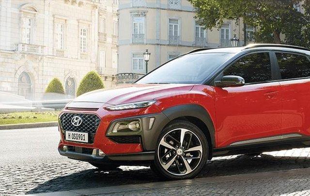 Hỗ trợ mua xe giá thấp với chiếc Hyundai Kona 2.0 tiêu chuẩn đời 20201