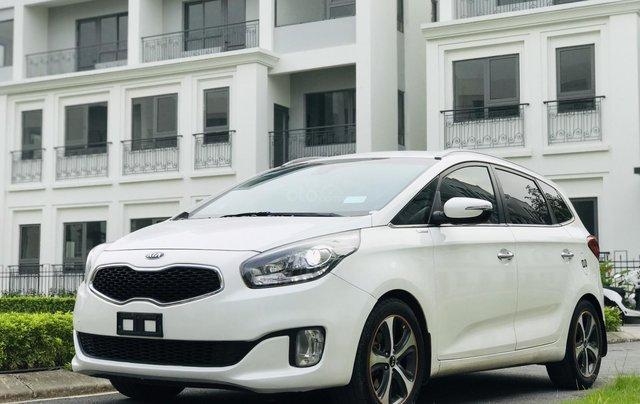 Bán nhanh Kia Rondo 7 chỗ máy dầu SX 2016 xe đẹp biển TP4