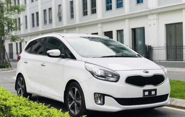 Bán nhanh Kia Rondo 7 chỗ máy dầu SX 2016 xe đẹp biển TP0