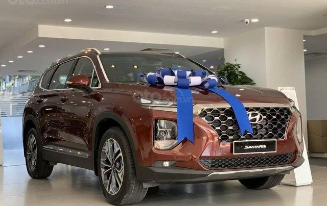 [Siêu ưu đãi] Hyundai Santafe 2020 giá tốt nhất0