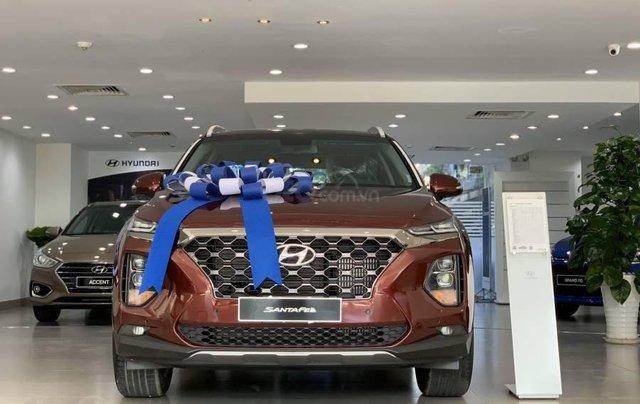[Siêu ưu đãi] Hyundai Santafe 2020 giá tốt nhất1