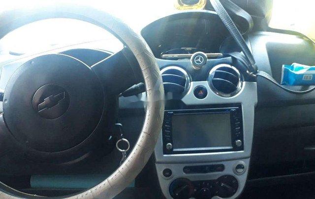 Cần bán lại xe Chevrolet Spark năm 2009, màu trắng2