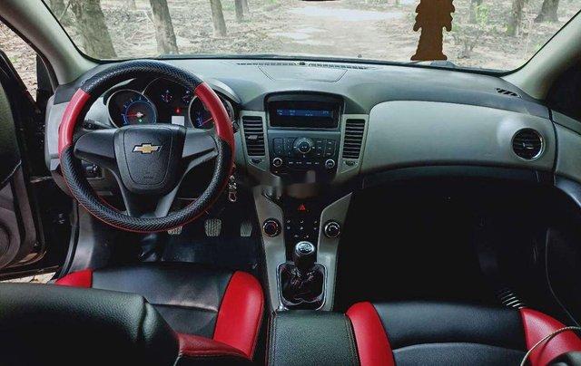 Cần bán gấp Chevrolet Cruze sản xuất 2012, màu đen chính chủ 10