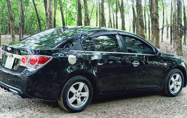 Cần bán gấp Chevrolet Cruze sản xuất 2012, màu đen chính chủ 5